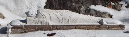 Phật Thích Ca nhập Niết Bàn